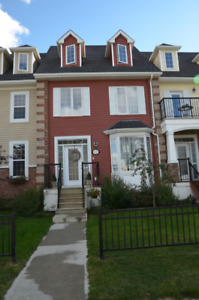 Morinville townhouse