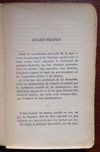 LE ONZE MAI, Paris 1924, seulement 70 exemplaires West Island Greater Montréal image 4