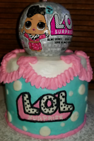 Sherry's Buttercream Creations ( childrens cakes)