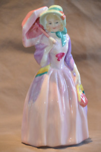 Royal Doulton Figurine Miss Demure