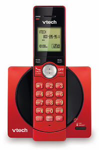 telephone VTech DECT 6.0 Single Handset Cordless Phone with CID