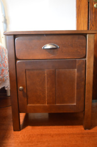 Yukon 1 Drawer Night Stand