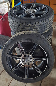Focal mag / 205/ 50 r17 tire