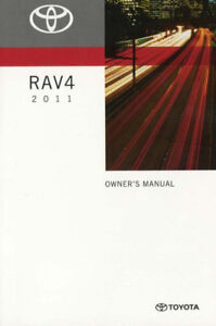 manuel du proprietaire rav4 2011 manual