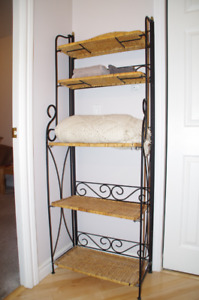 Shelf Baker's rack