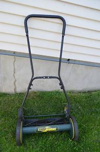 """Yard Works Reel Lawn Mower 18"""""""