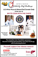 Celebrity Chef Challenge