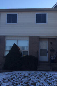 North end duplex for rent