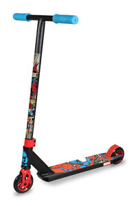 MADD Gear Marvel  Pro Kids Scooter Spiderman BRAND NEW