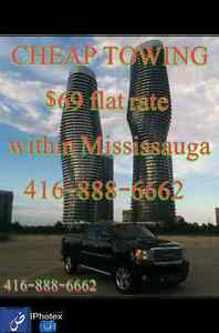 CHEAP FLAT RATE TOWING & ROADSIDE ASSISTANCE. HONEST & RELIABLE