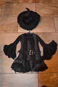 Stitch Witch Costume - size 4-6