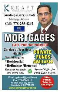 MORTGAGE APPROVED GUARANTEED
