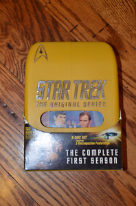 Star Trek: The Original Series (The Complete First Season)