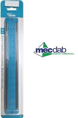 barra portacoltelli magnetico brio Ausonia Cm.33 Azzurro