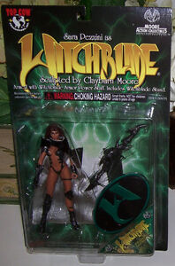 Sara Pezzini  Witchblade Moore Action Collectible Figure CM8015