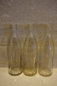 Coca Cola Bottles and Advertising