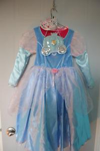 Costume halloween robe de princesse