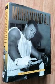 MUHAMMAD ALI.Boxing HB 2002 edit