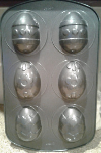 Easter Egg Mini Cake Pan by Wilton