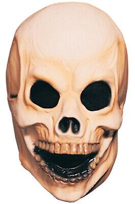 Brand New Skeleton Grim Reaper Child Skull Costume Mask](Kids Skull Mask)