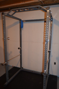 Amstaff Power Rack