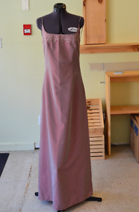 Laundry by Shelli Segal Pink Full-Length Formal Gown Dress with