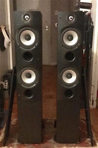 PSB Image 4T Tower Speakers Like New