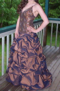 Prom dress only used once, nearly new. $300 obo