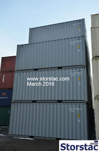 Steel Storage / Shipping Containers 10', 20', 40'- $1,675-$1,895