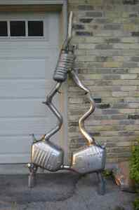 BMW Exhaust System