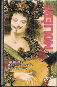 "Album Pléïade: Molière 2010 ÉTAT NEUF"""