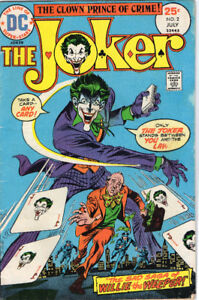 The Joker #2 & #5 - $20.00  FOR  BOTH  !!!