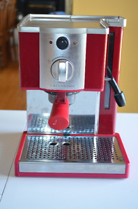 Cafétière expresso-cappuccino
