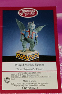 Wizard of Oz Winged Monkey Musical Figurine   ☆New☆