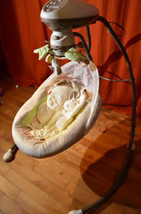 Snugabunny cradle and swing