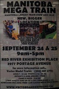 Model Train Show and Sale