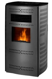 Timber Ridge Pellet Stove - 2,200 square feet of heating