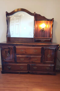 MOVING MUST SELL - Dresser and Accent Cabinet - Available