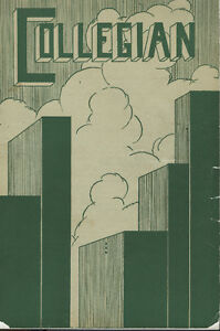 COLLEGIAN- YEARBOOK STCI 1931