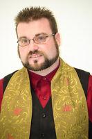 Wedding Officiant/Celebrant, Spiritualist Minister/Pastor/Rev