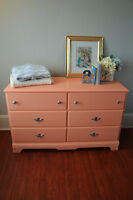 6 drawer adorable dresser - Delivery Available