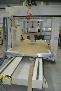 Thermwood CNC Router 5 Axis West Island Greater Montréal image 7