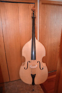 3/4 Upright Double Bass