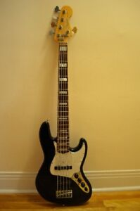 Fender Custom Classic Jazz Bass V (2007)