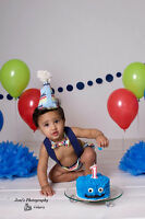 Calgary Studio $20 Off Cake Smash Photos