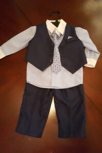 Boys suits 12 And 12-18 months