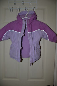 Girls Winter Jacket for 18 month