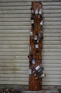 Wine Rack Hand Crafted one of a kind