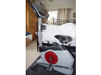 Nordic Track exercise bike, very good condition