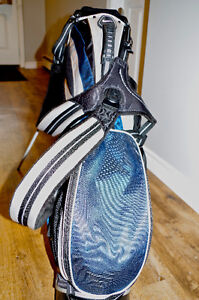 Women's RH Nike NDS Iron Set 4-PW,SW in Nike Stand Golf Bag Stratford Kitchener Area image 3